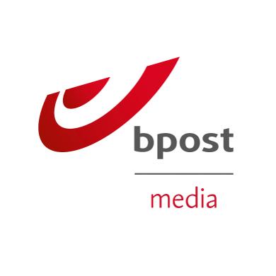 Logo bpost media