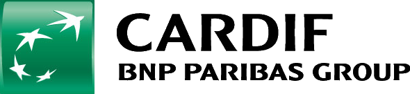 Logo Cardif BNP Paribas Group
