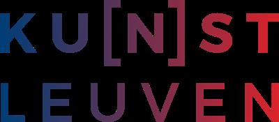 Logo KU[N]ST Leuven
